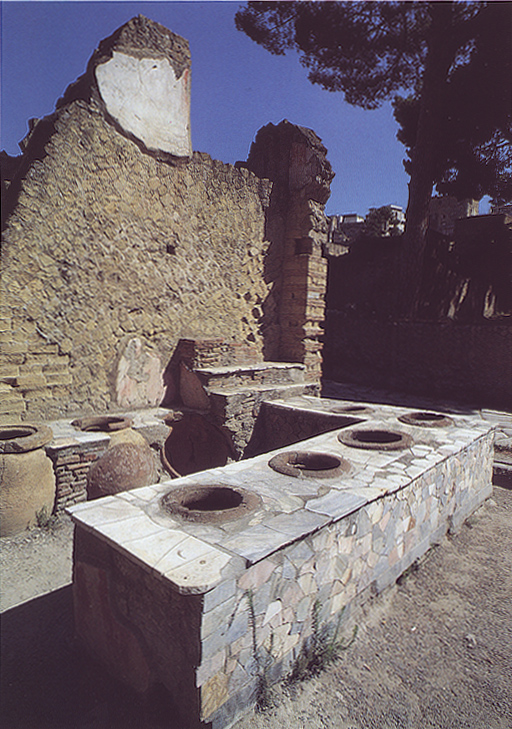 commercial life in pompeii Pompeii is just one of the places you could visit on your tailor-made trip to  a once prosperous commercial port,  social and religious life in pompeii,.